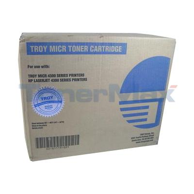 TROY HP LASERJET 4300 TONER CARTRIDGE BLACK